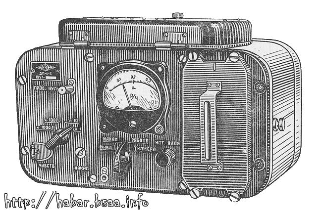 Рентгенметр ДП-1-Б